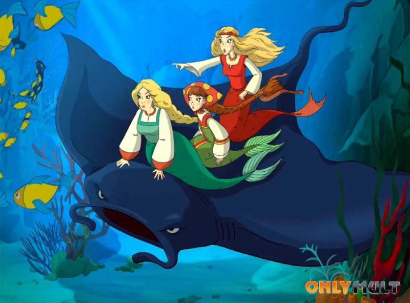 Третий скриншот Три богатыря и Морской царь