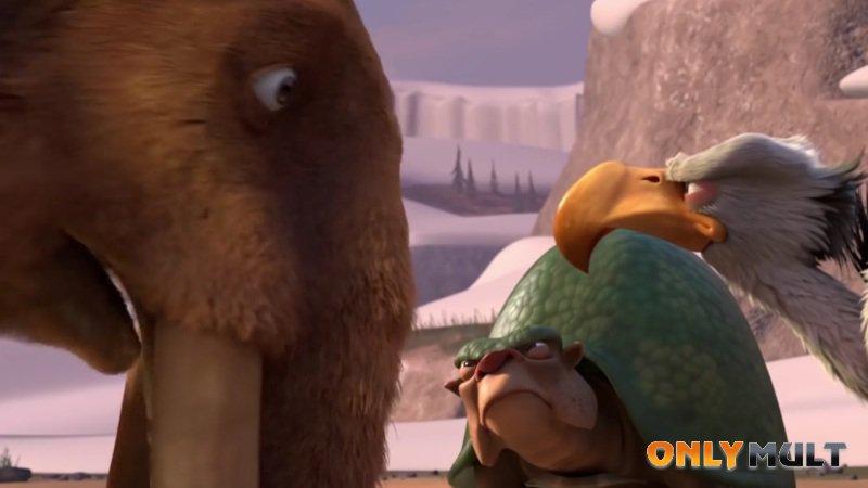 Второй скриншот Ледниковый период: Погоня за яйцами