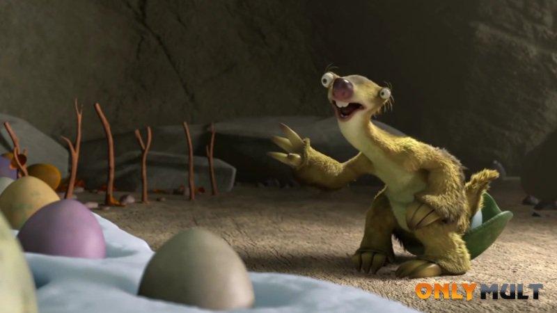 Первый скриншот Ледниковый период: Погоня за яйцами