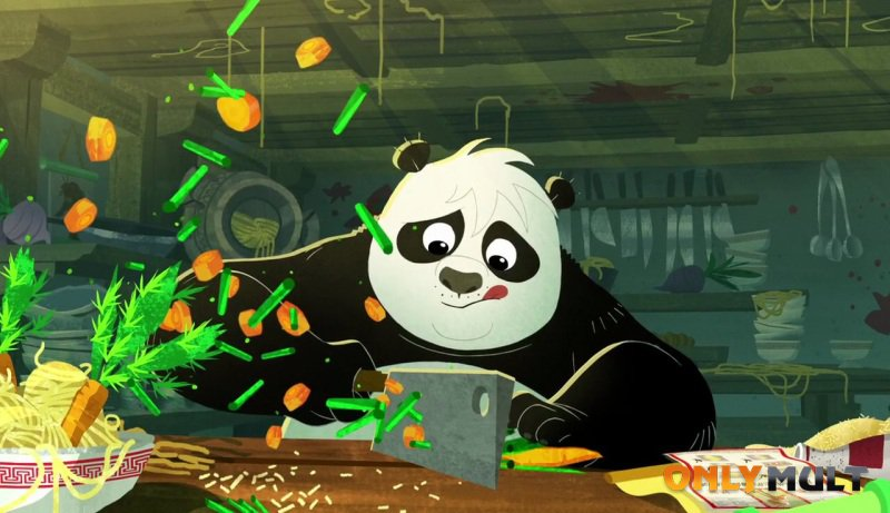 Второй скриншот Кунг-Фу Панда: Загадки свитка