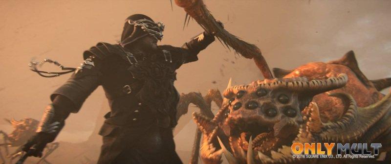 Первый скриншот Кингсглейв: Последняя фантазия XV