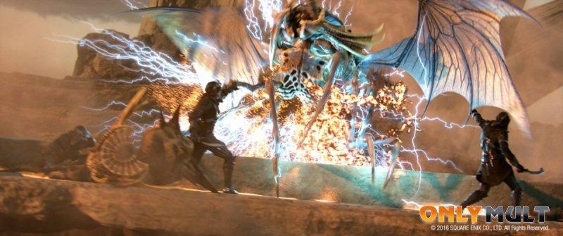Третий скриншот Кингсглейв: Последняя фантазия XV