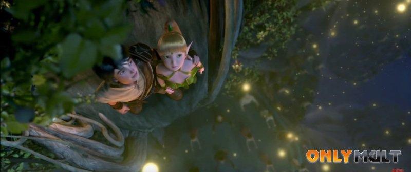 Третий скриншот Гнездо дракона 2: трон эльфов