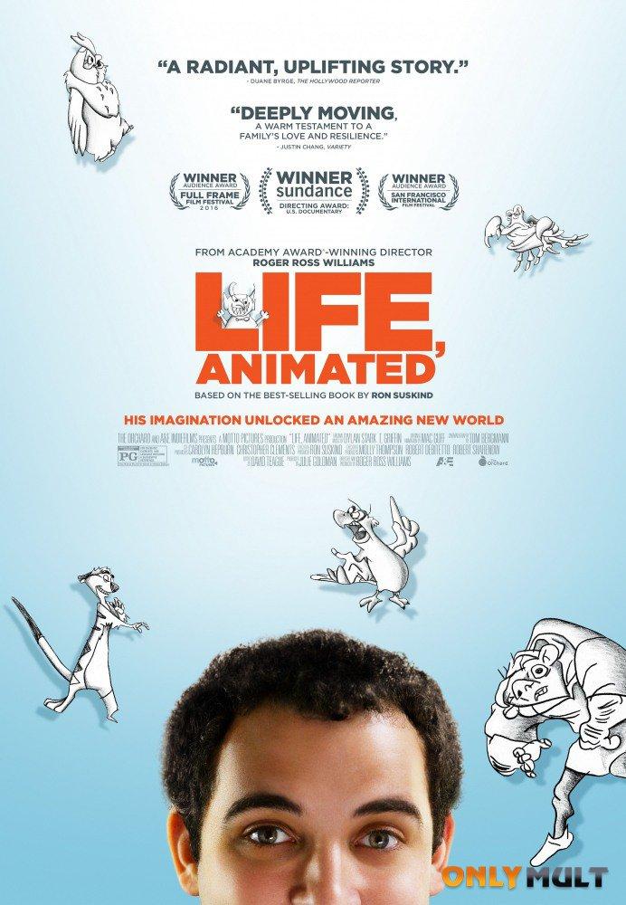 Poster Анимированная жизнь