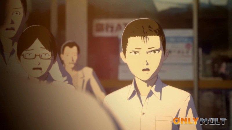 Первый скриншот Полулюди (аниме)