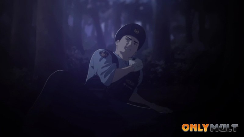Третий скриншот Полулюди (аниме)