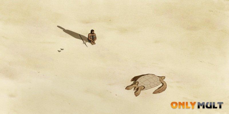 Второй скриншот Красная черепаха