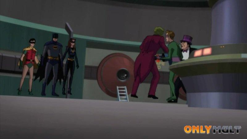 Второй скриншот Бэтмен: Возвращение рыцарей в масках