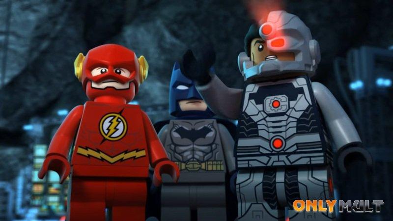 Первый скриншот LEGO Супергерои DC: Лига Справедливости – Космическая битва