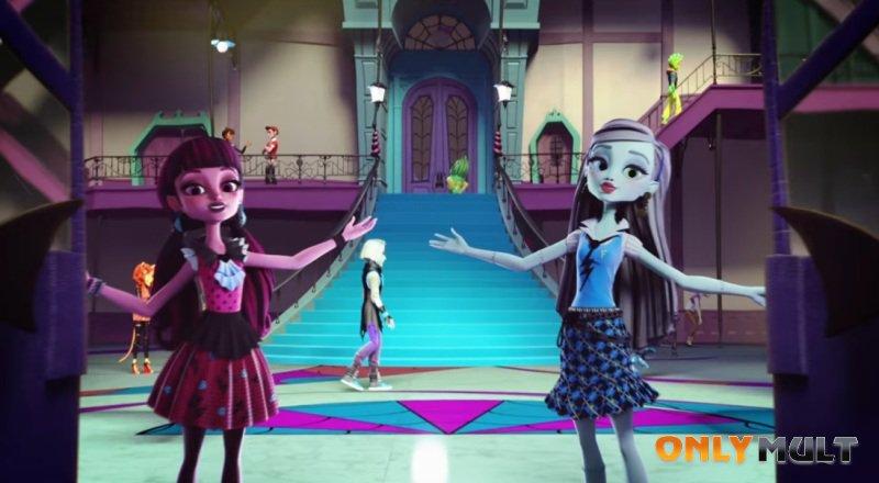 Второй скриншот Школа монстров: Добро пожаловать в школу монстров