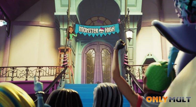 Третий скриншот Школа монстров: Добро пожаловать в школу монстров