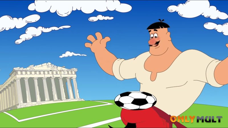 Третий скриншот Казаки: Футбол (2016)