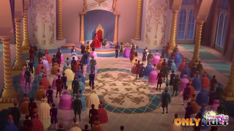 Третий скриншот Елена принцесса Авалора
