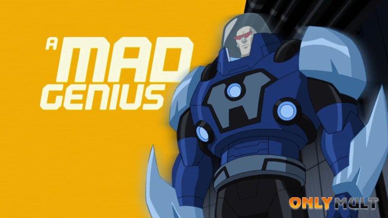 Второй скриншот Безграничный Бэтмен: Роботы против мутантов