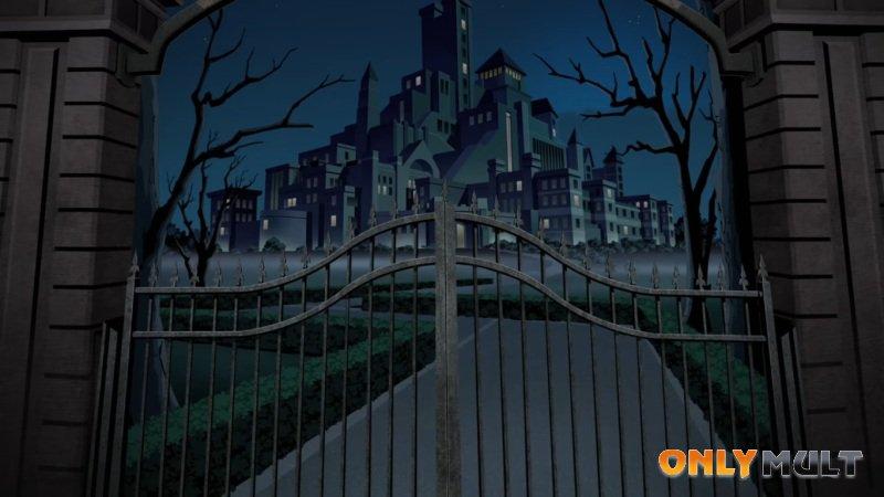 Первый скриншот Безграничный Бэтмен: Роботы против мутантов