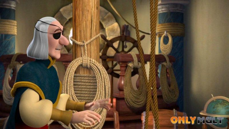Третий скриншот Принцесса Лебедь: Пират или принцесса