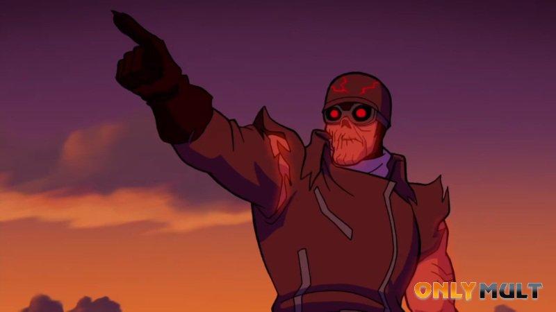 Третий скриншот Скуби-Ду и проклятье Демона Скорости