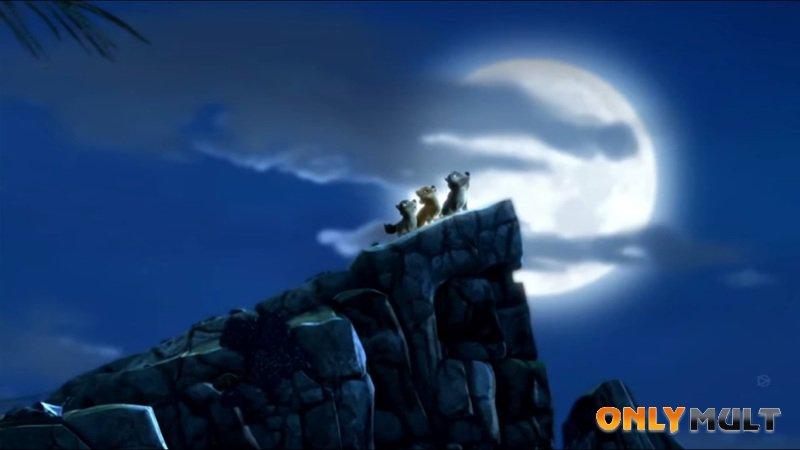 Первый скриншот Альфа и Омега 6: Пещеры динозавров