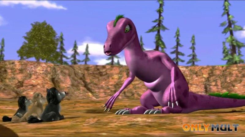 Третий скриншот Альфа и Омега 6: Пещеры динозавров