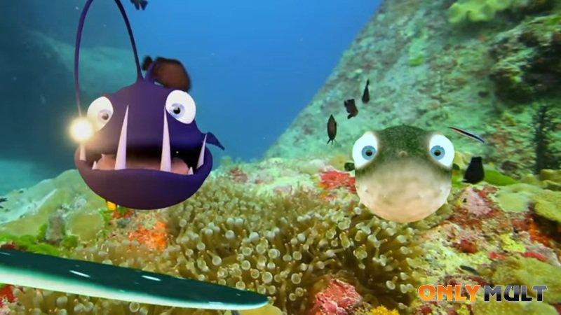 Третий скриншот Рыбки / Fishtales (2016)