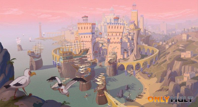 Третий скриншот Синдбад: Пираты семи штормов