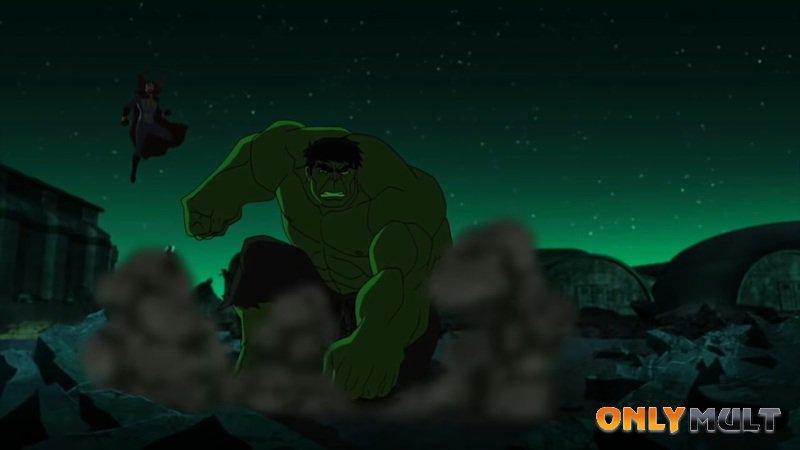 Первый скриншот Халк: где обитают чудовища