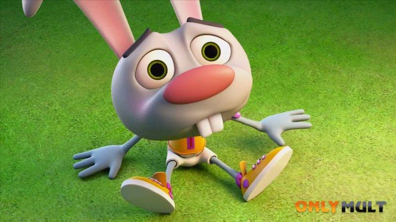Первый скриншот 10 друзей Кролика