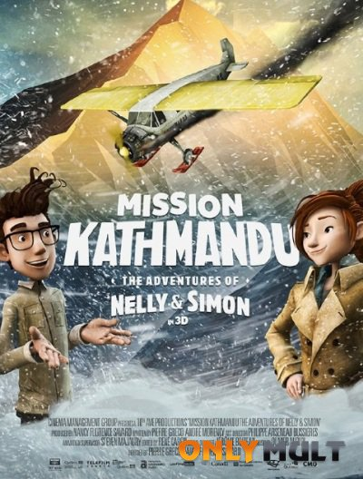 Постер торрента Миссия в Катманду: Приключения Нелли и Саймона