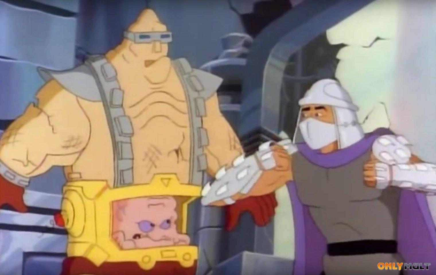 Третий скриншот Черепашки мутанты ниндзя (1987 - 1996)