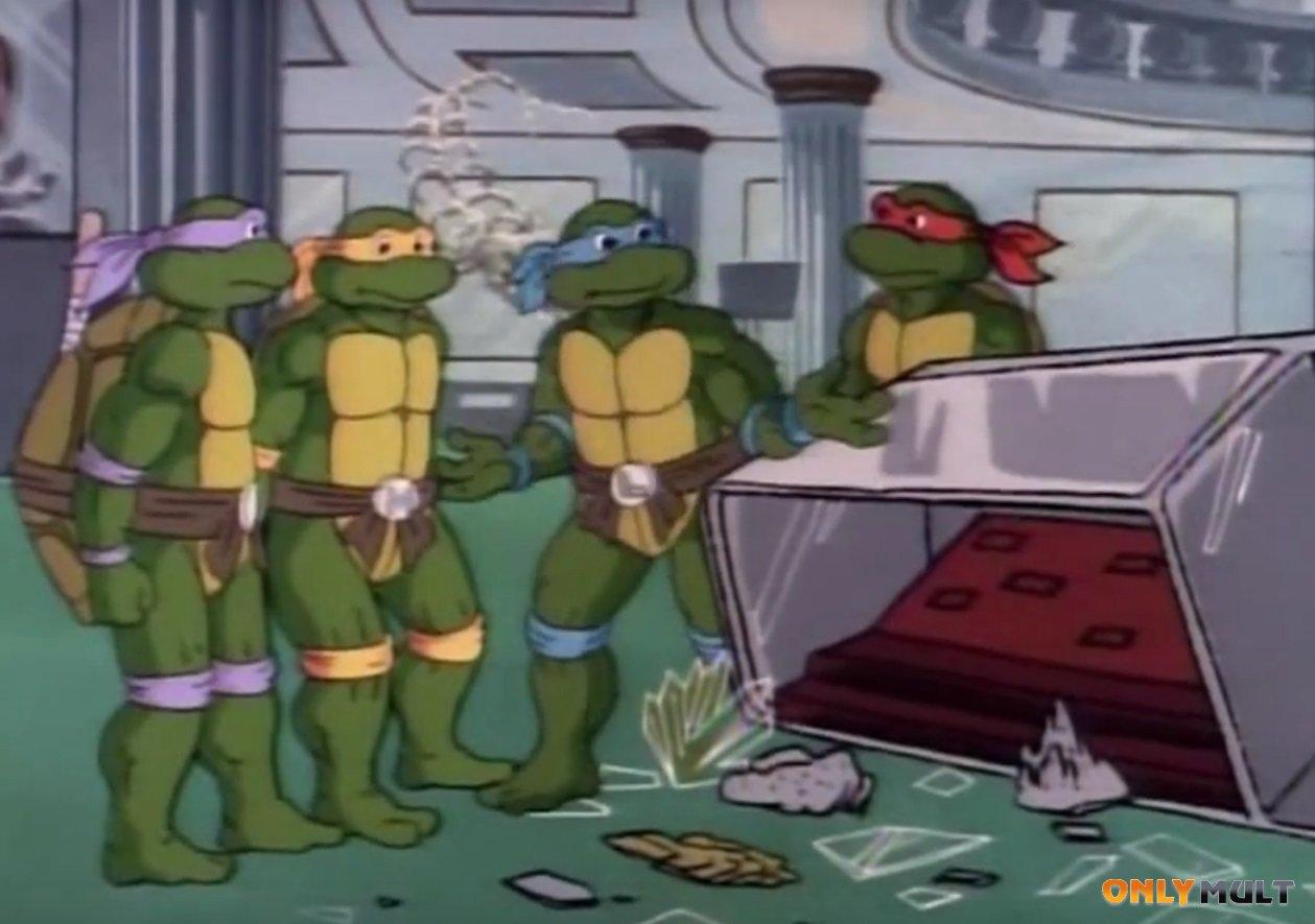 Первый скриншот Черепашки мутанты ниндзя (1987 - 1996)