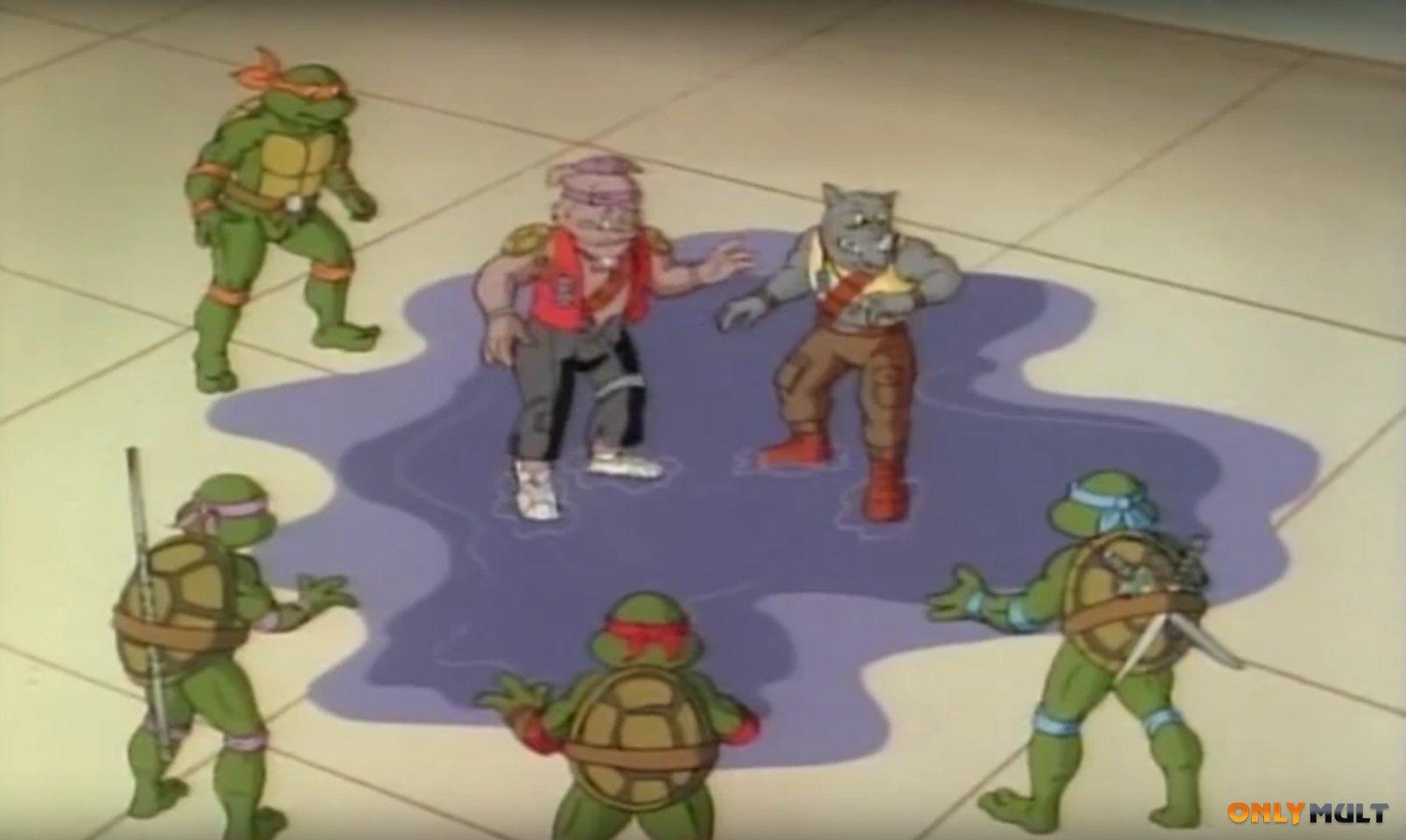 Второй скриншот Черепашки мутанты ниндзя (1987 - 1996)